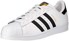 ¥331.83 Adidas Superstar 金标小白鞋 大童成人可穿