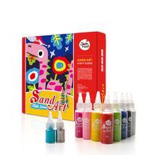 JoanMiro 美乐 儿童DIY沙画套装 梦幻夜色 低至39.9元