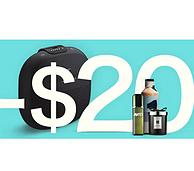 eBay 五月全商城全品类满减活动 满120立减20美元