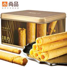 香港 美心 原味鸡蛋卷 448g共32根礼盒装 74元包邮 平常139元