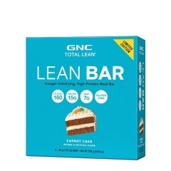 GNC 健安喜 Total Lean™ 蛋白膳食能量棒 胡萝卜蛋糕味