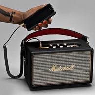 1倍差价!Marshall 马歇尔 Kilburn 便携式蓝牙音箱 prime到手约1127.1元(天猫旗舰