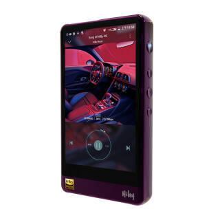 HiBy 海贝 R6pro 无损HIFI音乐播放器 4.4平衡 不锈钢升级版 3958元