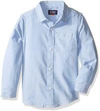 The Children's Place Boys' 男童长袖衬衫 prime含税到手约44.91元