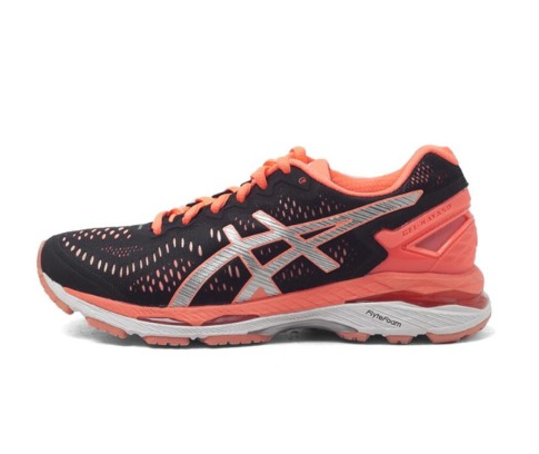 15日9:30! Asics 亚瑟士 GEL-KAYANO23 T696N 女款跑步鞋 259元包邮(需用券)