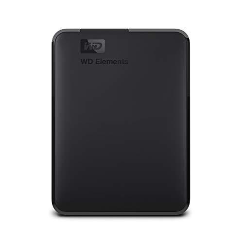 西部数据(WD) Elements 新元素系列 2.5英寸 USB3.0 移动硬盘 4TB 590元