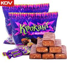 俄罗斯进口KDV紫皮糖500g ¥19