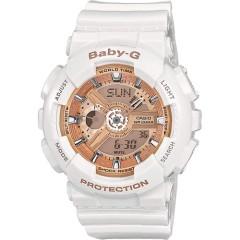 【中亚Prime会员】Casio 卡西欧 BABY-G系列 BA-110-7A1ER 女款运动腕表