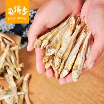 鱼臻多 广西北海野生海燕鱼干500g 8.9折 ¥16.9