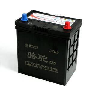 骆驼(CAMEL)汽车电瓶蓄电池6-QW-36(2S) 12V 铃木北斗星/双环小贵族 259元