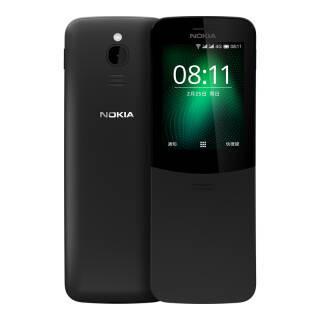 NOKIA 诺基亚 8110 4G 功能手机 512MB 4GB 黑色 369元