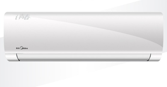¥1699 Midea 美的 KFR-26GW/WCBD3@ 大1匹壁挂式空调