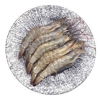 厄瓜多尔原装进口白虾带冰2kg 69元