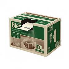 闪购好价!AGF Blendy 特质挂耳咖啡 100包 7.9折 JPY¥1785(¥93)