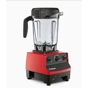 Vitamix 5300 破壁机, 专业级, 64 oz. 矮身型容器, 红色 (新款) 需配变压器 2089.37元