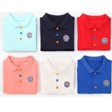 京东商城 CLASSIC TEDDY精典泰迪 儿童polo衫 *2件 49元包邮(买2免1,合24.5元/件