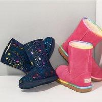 $14.98起 Nordstrom Rack 儿童秋冬靴子促销 超多品牌可选