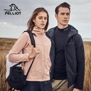 伯希和 Pelliot 男女款软壳冲锋衣 美国杜邦特氟龙涂层 188元包邮