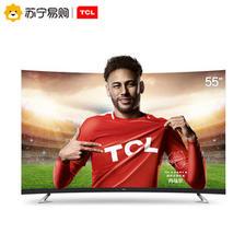 18日0点: TCL 55T3 T3系列 曲面4K液晶电视 2949元包邮(需用券)