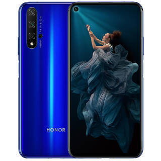 HONOR 荣耀 20 智能手机 8GB+128GB 幻影蓝 2089元