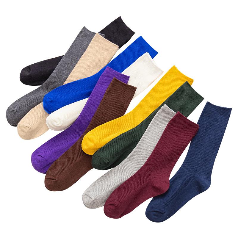 浮仕流 女士堆堆袜 3双 7.9元包邮(需用券)