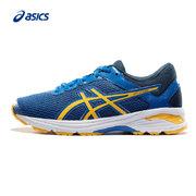 ASICS亚瑟士GT-1000 6 GS男女鞋大童鞋稳定支撑跑步鞋C740N-9007 207.2元'