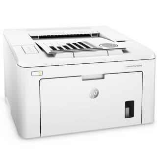 惠普(HP) LaserJet Pro M203d 黑白激光打印机 1599元