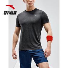 ANTA 安踏 95927140 男子运动短袖 *2件 78.4元(合39.2元/件)