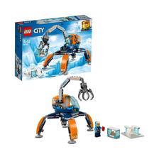 考拉海购黑卡会员: LEGO 乐高 城市组系列 60192 极地冰雪履带机 *2件 240.38元