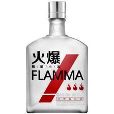 五粮液股份公司出品 火爆精酿小酒 58度浓香型白酒 100ml*24瓶整箱装 1061.2元