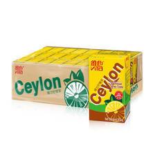 维他奶 维他锡兰柠檬茶饮料250ml*24盒 锡兰原叶红茶 香港原装进口 整箱装 51.