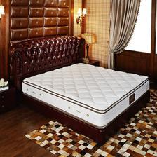 装修党: AIRLAND 雅兰 凯宾斯基酒店款弹簧乳胶床垫 4999.5元包邮