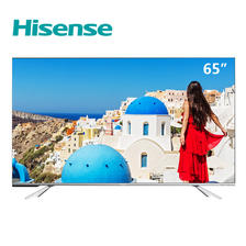 Hisense 海信 HZ65E5D 65英寸 4K超高清电视 低至4999元包邮