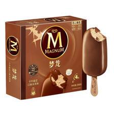 ¥107.24 和路雪 梦龙 卡布基诺口味 冰淇淋家庭装 64g*4支 *5件
