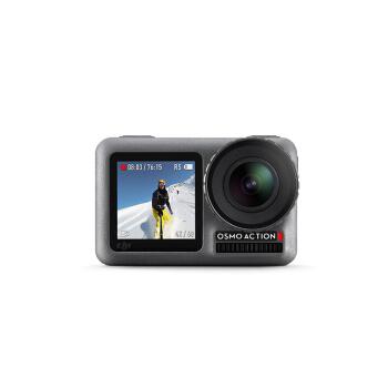 历史低价、双11预售:DJI 大疆 Osmo Action 灵眸 运动相机 2099元包邮(需100元定金,赠三脚架) ¥2099