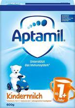 爱他美(Aptamil) 幼儿奶粉 1+段 600g 5盒装 490.97元