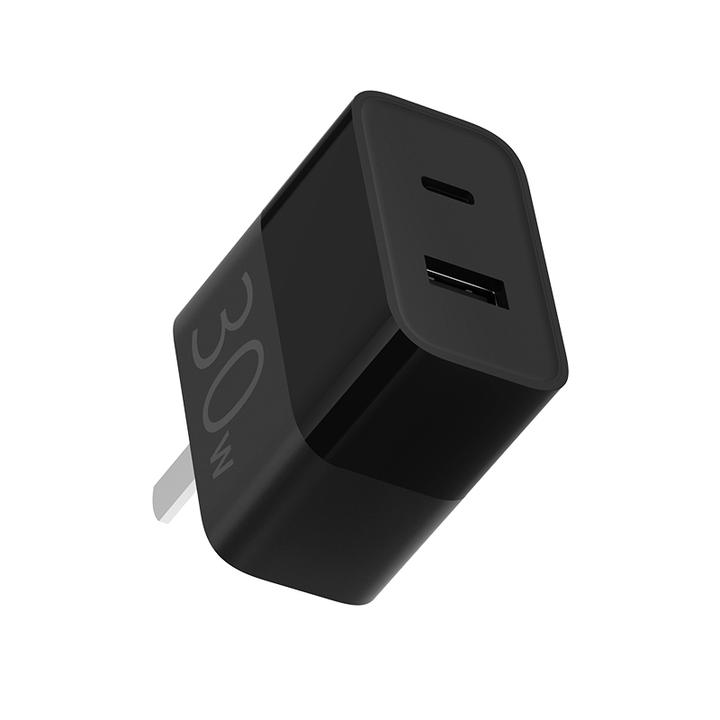 ZMI 紫米 HA722 双口充电器 30W快充版 49元