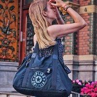 6折 Kipling 精选挎包, 钱包, 双肩包等热卖 超高性价比