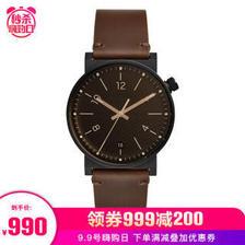 FOSSIL 时尚潮流石英男表 FS5552 990元