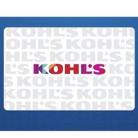 $10.00(原价$20.00)Kohl's 电子礼卡促销