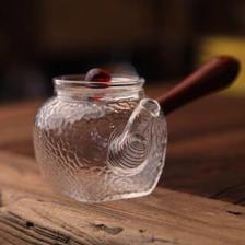 海洲窑 玻璃煮茶壶 200ML  券后52元包邮