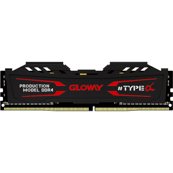 GLOWAY 光威 TYPE-α系列 16GB(8GB*2) DDR4 3000 台式机内存条 449元包邮 ¥449