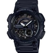 折合179.56元 CASIO 卡西欧 AEQ11 0W-1BV 男子运动腕表
