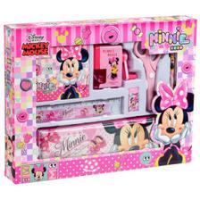 Disney 迪士尼 DM6049-5B 小学生文具礼盒7件套 粉色 19.9元