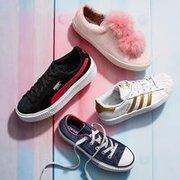 低至7.5折 +額外5折 Adidas、Nike、Under Armour兒童運動鞋履獨立日大促'