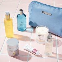 免邮中国¥605(价值¥1700) Beauty Expert限量洗护礼盒,茱莉蔻、Neom、MB正装