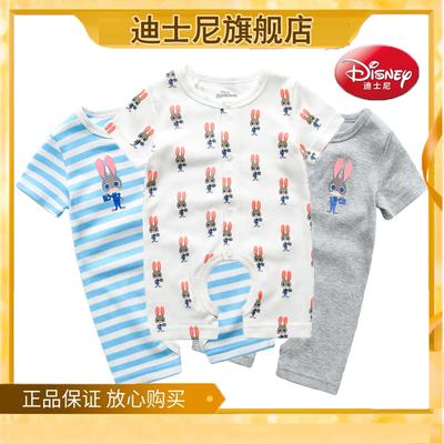 迪士尼大牌 婴儿连体爬衣童装连身衣 券后14.9元