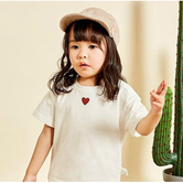 YUZHAOLIN 俞兆林 纯棉儿童短袖T恤 *4件 59.8元包邮