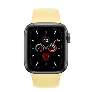 苹果手表5 支持常亮显示 新增钛合金表壳 3199元起