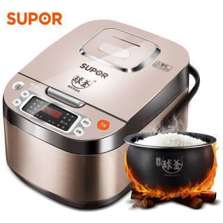 苏泊尔(SUPOR) CFXB40FC868-75 4L 电饭煲 299元